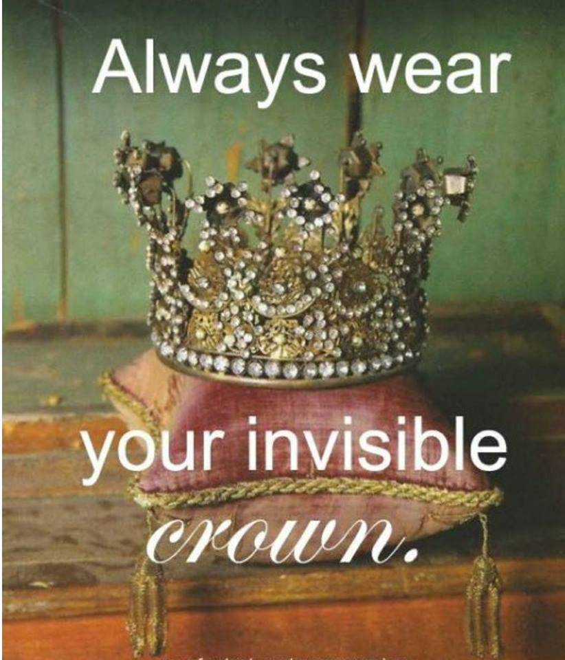 Building Your Dynasty: Always Wear Your Invisible Crown